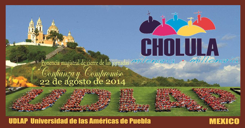 2014-22-08 UDLAP-CHOLULA