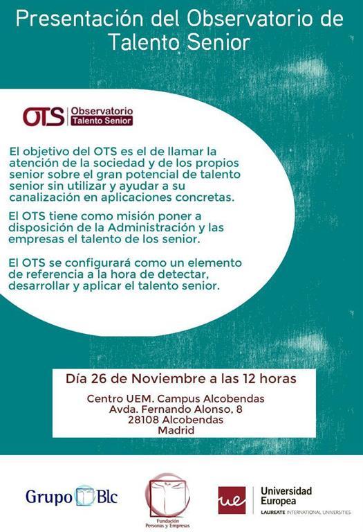 2015-11-26 Observatorio del Talento Senior-2