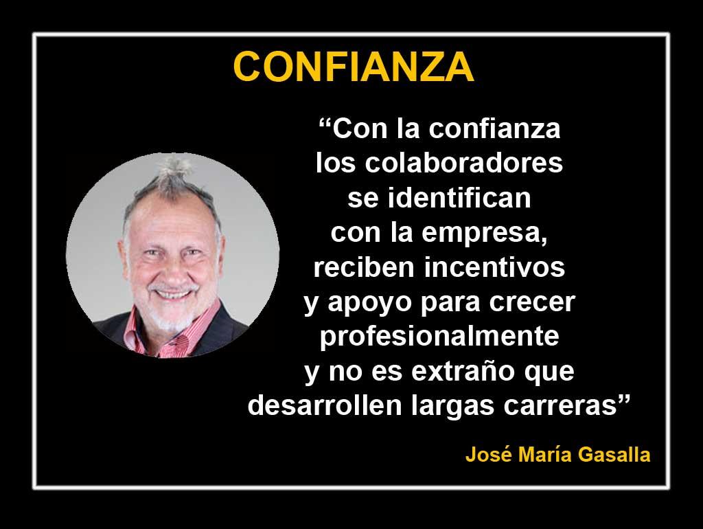 José María Gasalla Confianza
