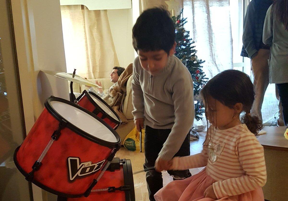Niños tambor2