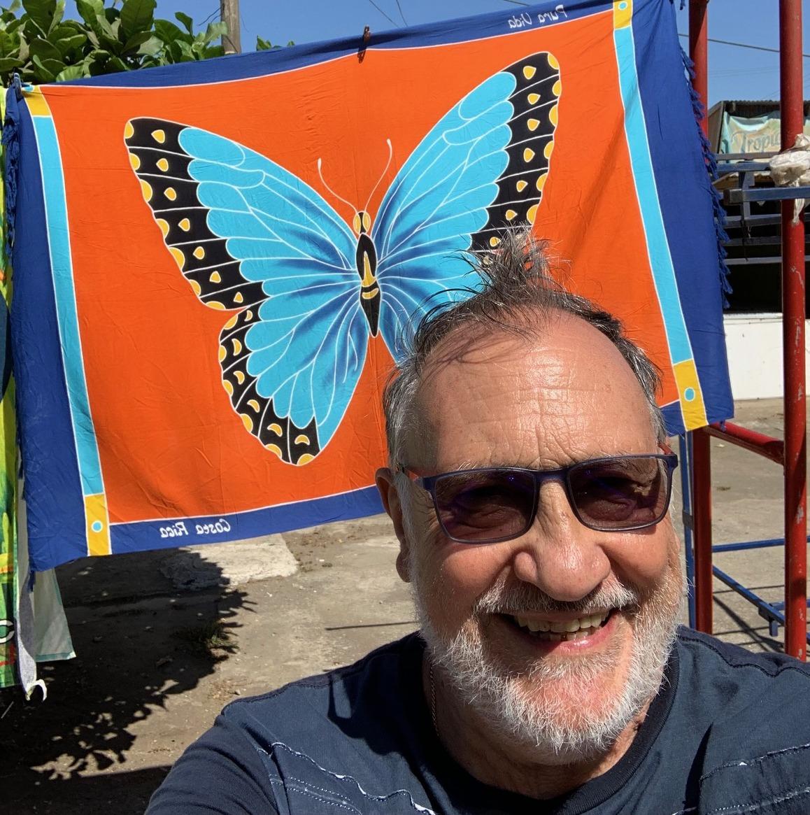 En Puntarenas en Costa Rica