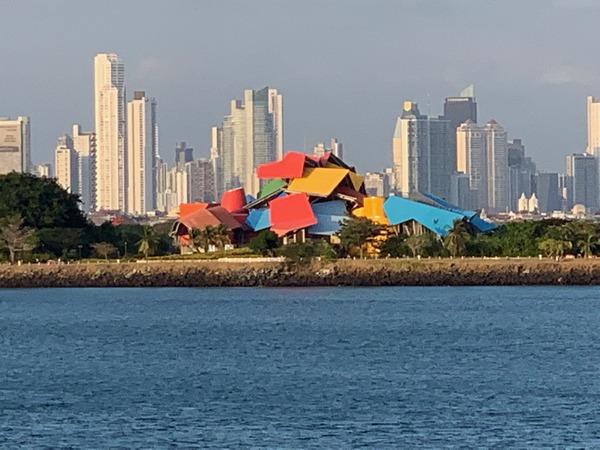 Viendo Panamá