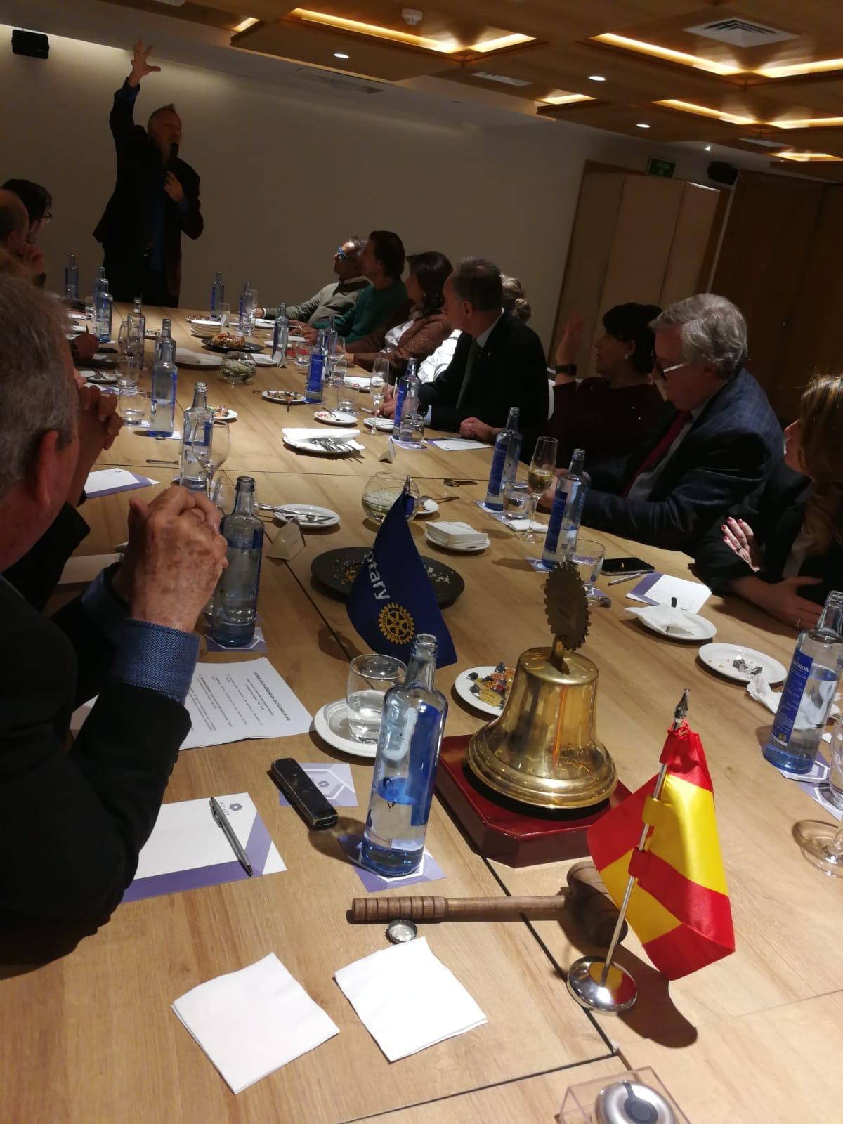 Rotary Internacional Madrid