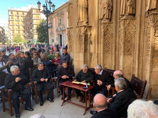 En el Tribunal de las aguas en Valencia con Pepe Mujica1